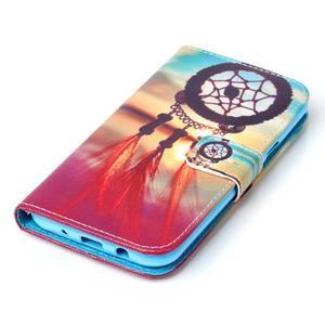 Pictu peňaženkové puzdro pre Samsung Galaxy J5 - dream - 3