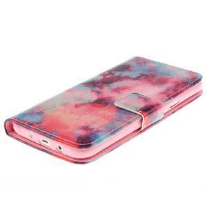 Standy peňaženkové puzdro pre Samsung Galaxy J5 - malba - 3