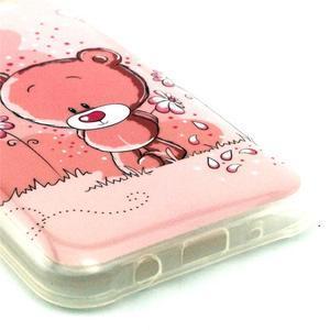 Imda gélový obal pre mobil Samsung Galaxy J5 - medvídek - 3