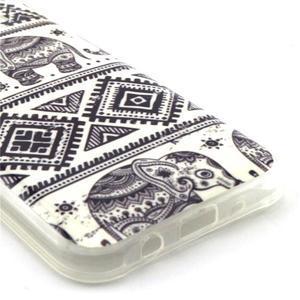 Imda gelový obal na mobil Samsung Galaxy J5 - sloníci - 3