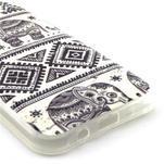 Imda gelový obal na mobil Samsung Galaxy J5 - sloníci - 3/3