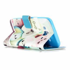 Pictu peněženkové pouzdro na Samsung Galaxy J5 - kokina - 3