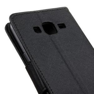 Patt čierne puzdro pre Samsung Galaxy J5 - 3