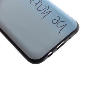 Jelly gélový obal pre mobil Samsung Galaxy J5 - be happy - 3