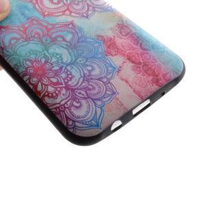 Jelly gelový obal na mobil Samsung Galaxy J5 - mandala - 3