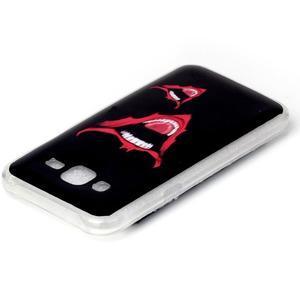 Softy gelový obal na mobil Samsung Galaxy J5 - monstrum - 3