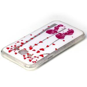 Softy gelový obal na mobil Samsung Galaxy J5 - láska - 3