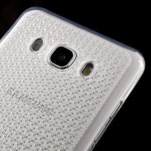Diamnods gelový obal mobil na Samsung Galaxy J5 (2016) - transparentní - 3