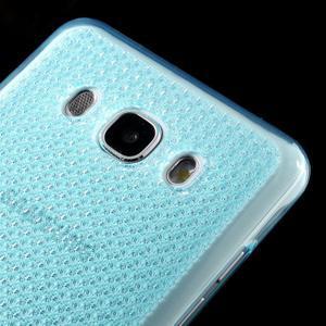 Diamnods gelový obal mobil na Samsung Galaxy J5 (2016) - modrý - 3