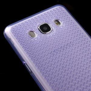 Diamnods gelový obal mobil na Samsung Galaxy J5 (2016) - fialový - 3