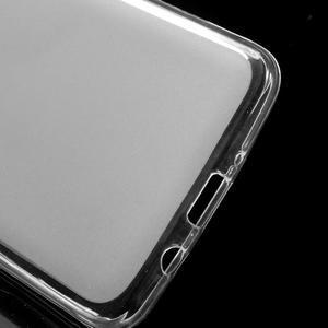 Oboustranně matný gelový obal na Samsung Galaxy J5 (2016) - bílý - 3