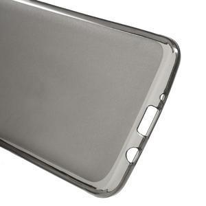 Oboustranně matný gelový obal na Samsung Galaxy J5 (2016) - šedý - 3