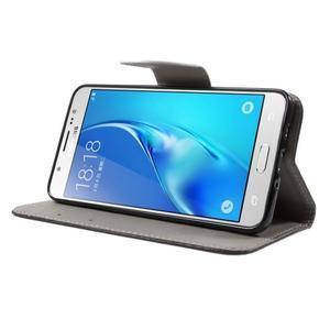Nice peňaženkové puzdro pro Samsung Galaxy J5 (2016) - nesiahat - 3