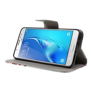Nice peněženkové pouzdro pro Samsung Galaxy J5 (2016) - United Kingdom - 3