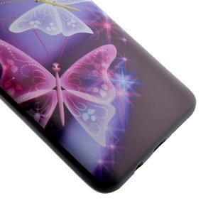 Casis gelový obal na mobil Samsung Galaxy J5 (2016) - kouzelní motýlci - 3