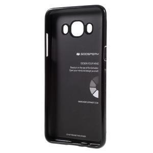 Newsets gelový obal na Samsung Galaxy J5 (2016) - černý - 3