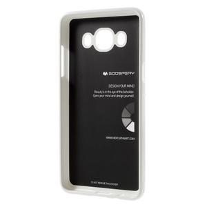 Newsets gélový obal pre Samsung Galaxy J5 (2016) - biely - 3