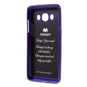 Newsets gelový obal na Samsung Galaxy J5 (2016) - fialový - 3