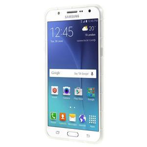 Cube gelový obal na Samsung Galaxy J5 (2016) - bílý - 3