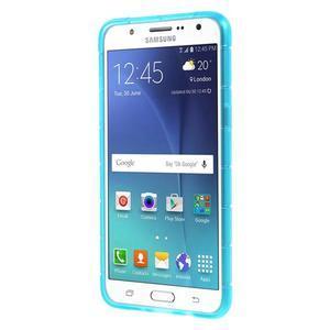 Cube gelový obal na Samsung Galaxy J5 (2016) - modrý - 3