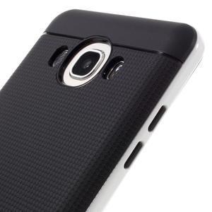 Hybridní obal 2v1 na mobil Samsung Galaxy J5 (2016) - bílý - 3