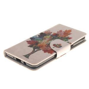 Pictures pouzdro na mobil Samsung Galaxy J5 (2016) - barevný strom - 3