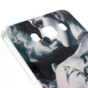 Emotive gelový obal na Samsung Galaxy J5 (2016) - tattoo - 3