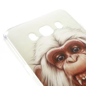 Emotive gelový obal na Samsung Galaxy J5 (2016) - opičák - 3