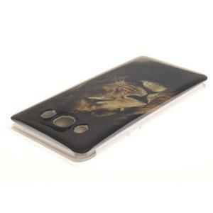 Gelový obal na mobil Samsung Galaxy J5 (2016) - lev - 3