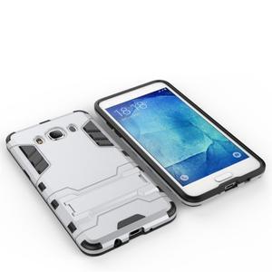 Odolný kryt na mobil Samsung Galaxy J5 (2016) - stříbrný - 3
