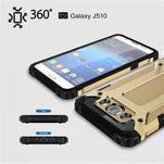 Armor 2v1 odolný obal na Samsung Galaxy J5 (2016) - zlatý - 3/6