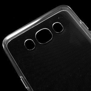 Transparentný gélový obal pre mobil Samsung Galaxy J5 (2016) - 3