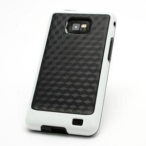 Cube odolný obal na mobil Samsung Galaxy S2 - bílý - 3