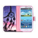 Emotive peňaženkové puzdro pre Samsung Galaxy S3 - lapač snov - 3/6