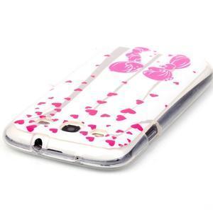 Gelový obal na mobil Samsung Galaxy S3 - láska - 3