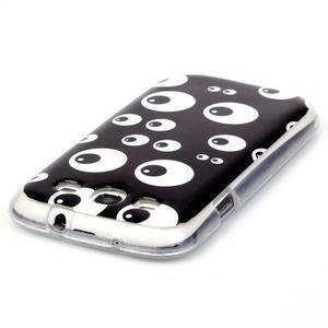 Gélový obal pre mobil Samsung Galaxy S3 - kukuč - 3