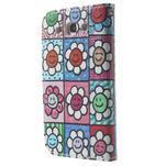 Funy puzdro pre mobil Samsung Galaxy S3 - kvety - 3/7