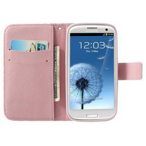 Funy puzdro pre mobil Samsung Galaxy S3 - disky - 3