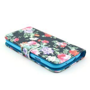 Pictu puzdro pre mobil Samsung Galaxy S3 - kvety - 3