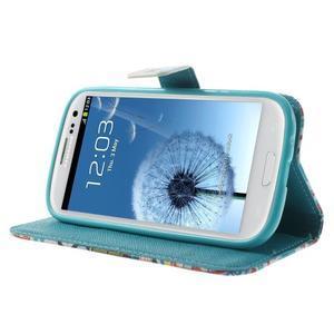Knížečkové pouzdro na Samsung Galaxy S3 - New York - 3
