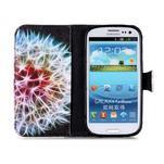 Emotive peňaženkové puzdro pre Samsung Galaxy S3 - odkvetlá púpava - 3/6