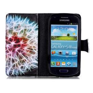 Emotive pouzdro na mobil Samsung Galaxy S3 mini - barevná pampeliška - 3