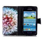 Emotive pouzdro na mobil Samsung Galaxy S3 mini - barevná pampeliška - 3/6