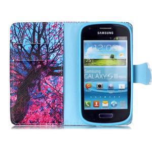 Emotive pouzdro na mobil Samsung Galaxy S3 mini - strom - 3