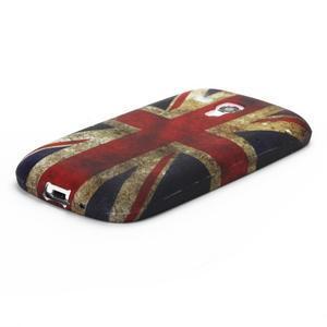Emotive gelový obal na Samsung Galaxy S3 mini - UK vlajka - 3