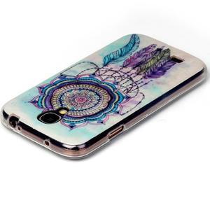Softy gelový obal na mobil Samsung Galaxy S4 - lapač snů - 3