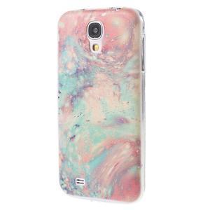 Ultratenký slim gelový obal na Samsung Galaxy S4 - malba - 3