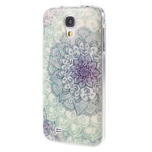Ultratenký slim gelový obal na Samsung Galaxy S4 - mandala - 3