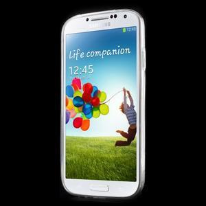 Slim gélový obal pre mobil Samsung Galaxy S4 - pierko - 3
