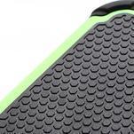 Outdoor odolný silikonový obal pre Samsung Galaxy S4 - zelený - 3/5